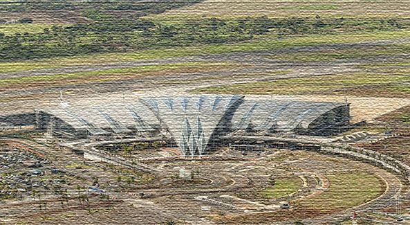 Национальный международный аэропорт на острове Маврикий