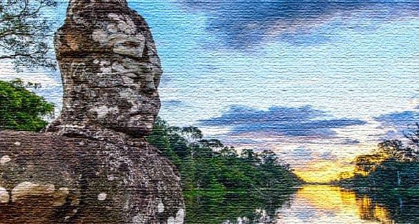 Общее представление о Камбоджи
