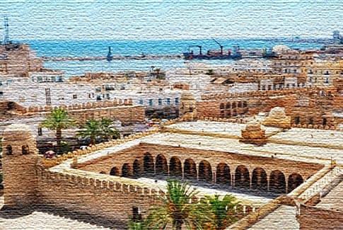 Общее представление о Тунисе