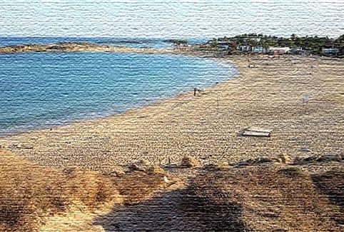 Пляж Хабоним