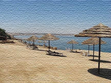 Пляж Михморет