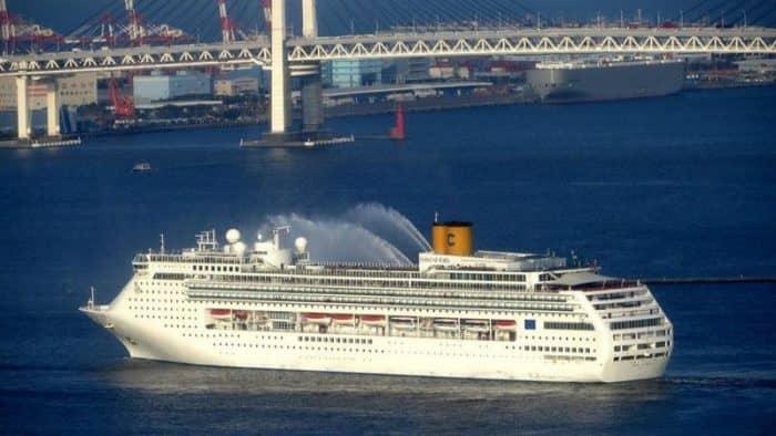 Токио привлечет круизные лайнеры для размещения туристов во время Олимпиады