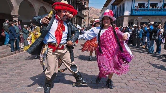 Традиционный танец в Перу и новые рекорды Гиннеса