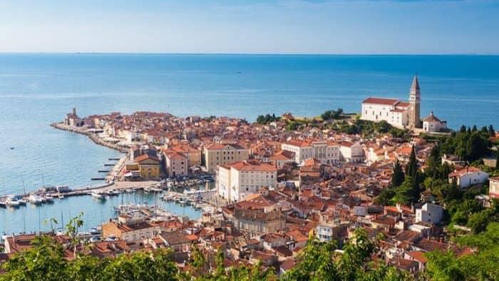 Туристический поток иностранных граждан в Словению увеличился на 15%