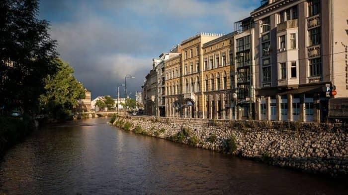 Туристический поток в Боснию продолжает расти - увеличение на 12,3% за июнь