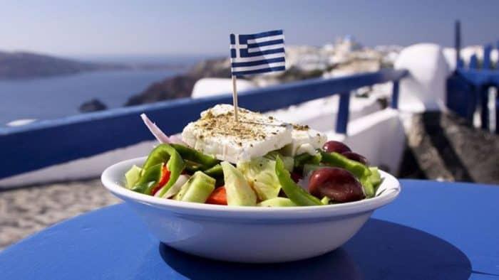 «Вкус Данфорта» - фестиваль греческих блюд прошел в Торонто