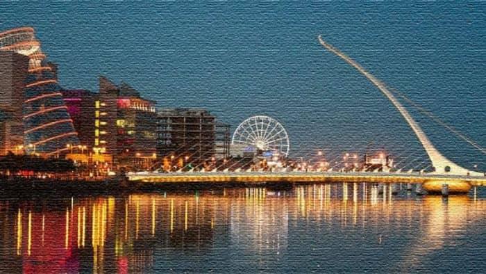 10 самых красивых городов в Ирландии