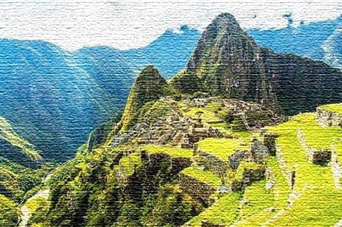 Путешествие в Мачу-Пикчу, Перу