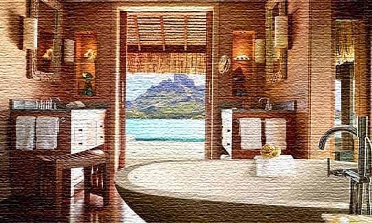 Курорт Four Seasons, Французская Полинезия