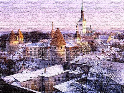 Достопримечательности, куда отправиться в Эстонии
