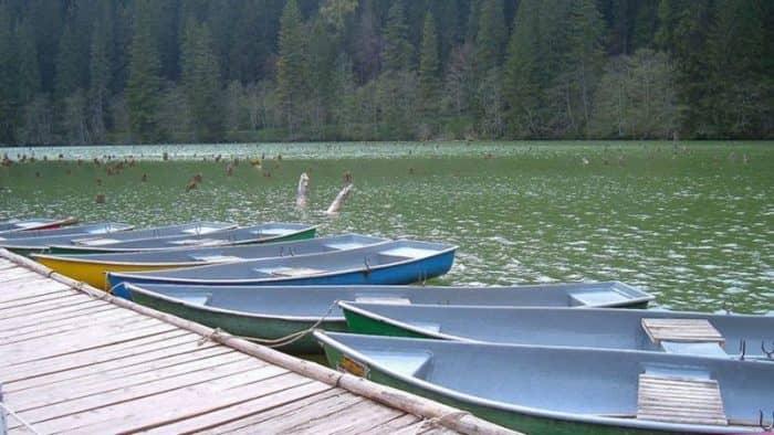 ЕС выделит средства для модернизации инфраструктуры озера Беллона в Румынии