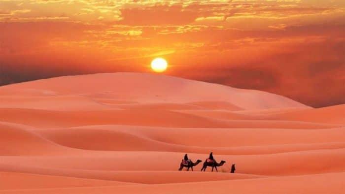 Китайские туристы находятся в лидерах по тратам в Марокко