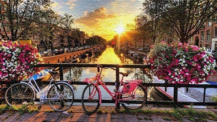 Курорты Голландии - центр свободы в сердце Европы