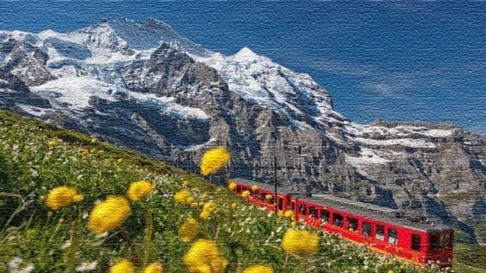 Курорты Швейцарии - альпийская страна в центре Европы