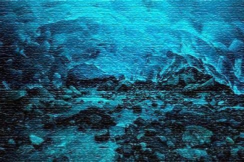 Ледяные пещеры Джуно - Аляска