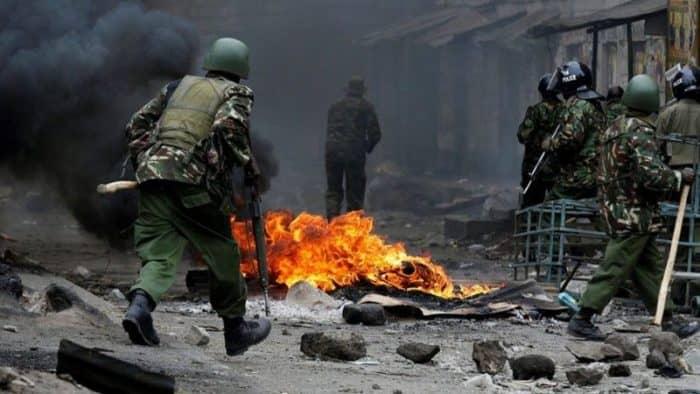МИД Великобритания изменил туристический статус Кении на «не безопасный»