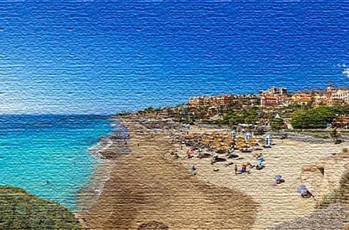Морские курорты Канарских островов