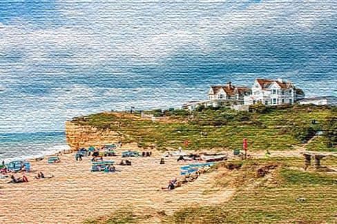 Морские курорты в Британии