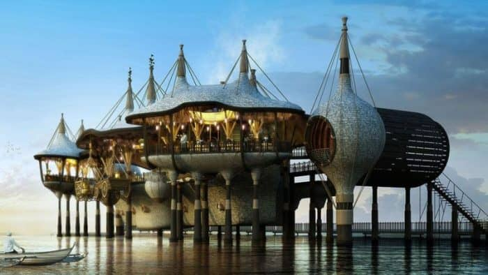 На Мальдивах запускается самый крупный туристический проект Lagoon Lagoon