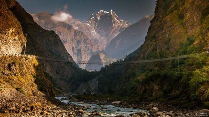 Власти Непала в восторге от туристического бума этого года