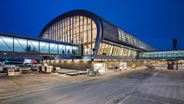 Летние рекорды посещения в аэропортах Норвегии