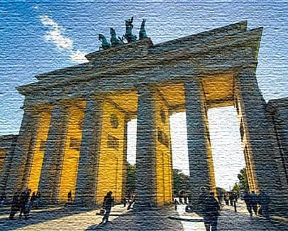 Общее представление о Германии