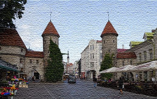 Общее представление об Эстонии