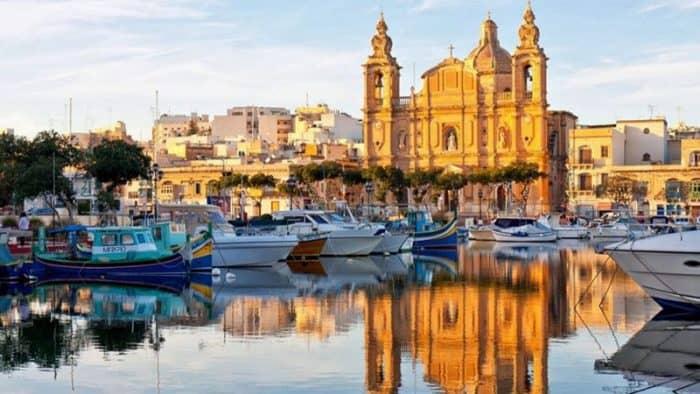 Самым популярным круизным пунктом на Средиземном море стал город Валлетта