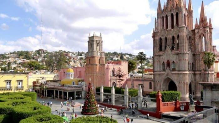 Сан-Мигель де Альенде – «Лучший город в мире»