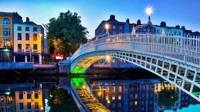 Удобство посещения Дублина - Dublin Pass в приложении для смартфонов