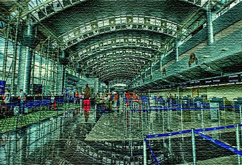 Аэропорт в Коста-Рике