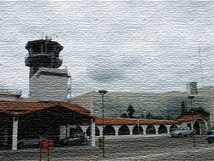 Аргентинский аэропорт