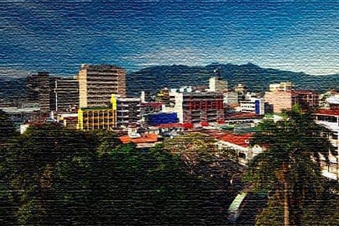 Достопримечательности в регионе Коста-Рика