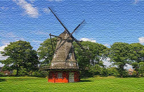Экологические туризм в Дании