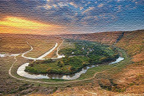 Экологический туризм в Молдавии
