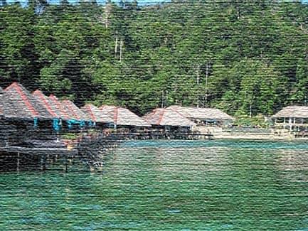 Гайанские морские курорты