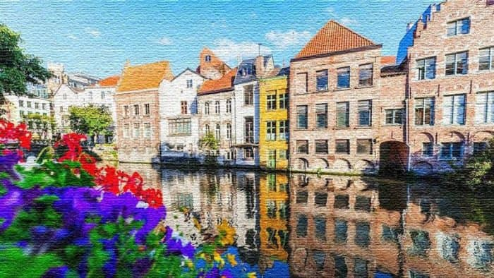 Курорты Бельгии многообразие культурных традиций Западной Европы