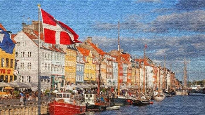 Курорты Дании - небольшое государство Скандинавского полуострова