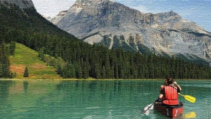 Курорты Канады - огромная страна с суровым климатом