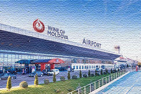 Международный аэропорт в Молдове