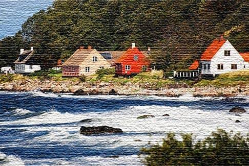 Морские и лечебные курорты Дании