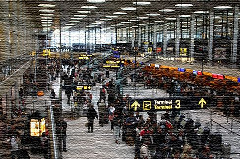 Национальный аэропорт в Копенгагене