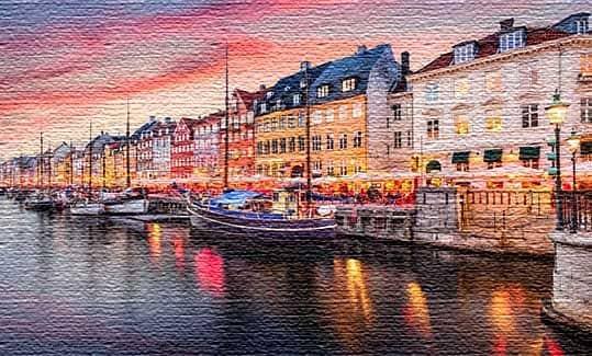 Общее представление о Дании