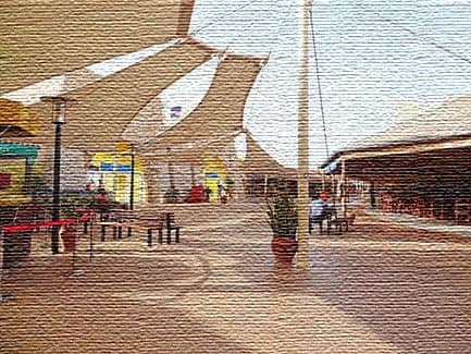Аэропорт в Кабо-Верде