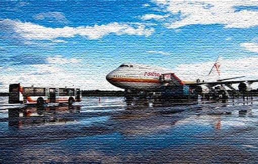 Аэропорт Суринама