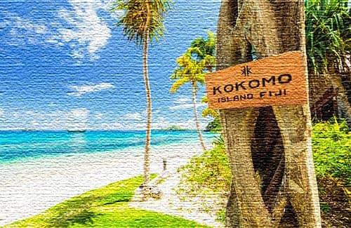 Экологический туризм на Фиджи