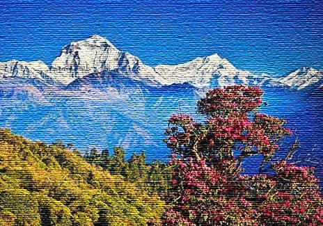 Экологический туризм в Непале