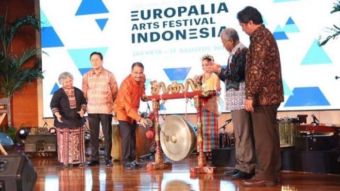 Индонезия стала гостем на выставочном мероприятии Europalia Arts