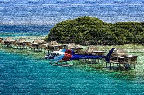 Как добраться на курорты Фиджи