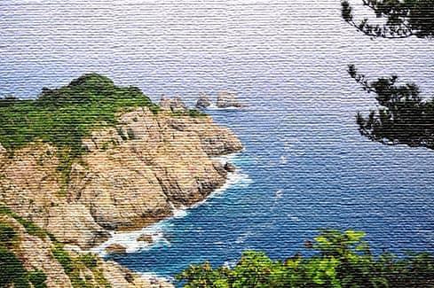 Корейские морские курорты